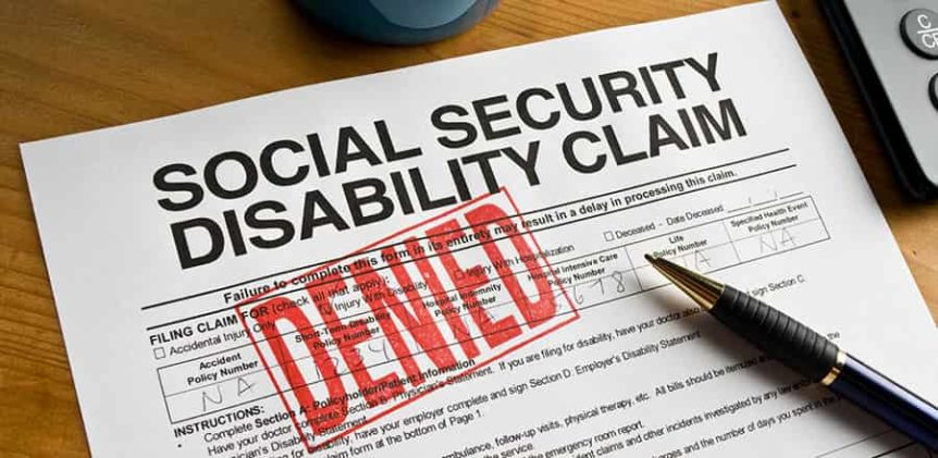 Denied Social Security Disability Appeal In Florida